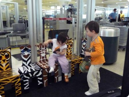 Do Kids Have To Remove Shoes At The Airport