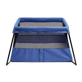 BABYBJÖRN Travel Crib Light Blue
