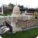 Obama's Inauguration Modeled in LEGO