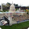 Obama's Inauguration Modeled in LEGO