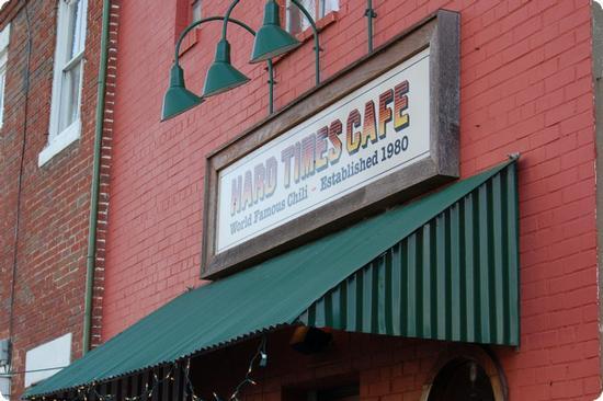 Hard Times Cafe in Alexandria, VA
