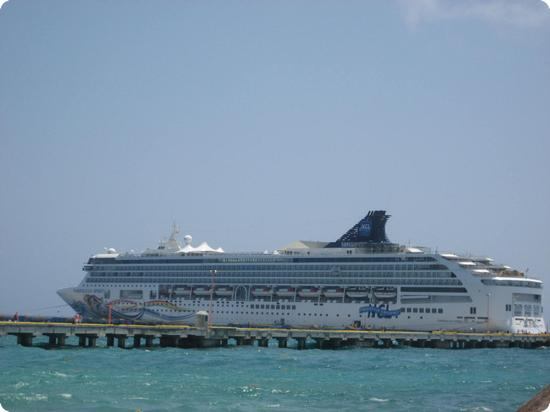 Norwegian Spirit Cruise Boat