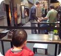 Seattle Glassblowing Studio's Hotshop