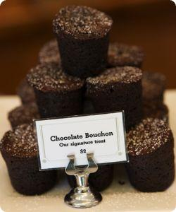 Bouchon - the signature pastry at Bouchon Bakery