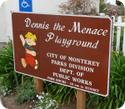 Dennis the Menace Park in Monterey, CA