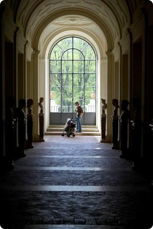 Corsini Gallery in Rome