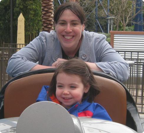 D and I at Legoland in Carlsbad, CA