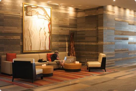 Hotel review four seasons seattle Small hotel lobby