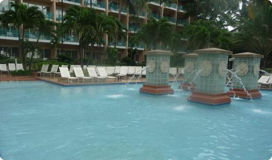 Tot Pool at the San Juan Marriott Resort