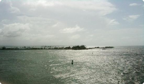 View from Castillo San Felipe del Morro, San Juan