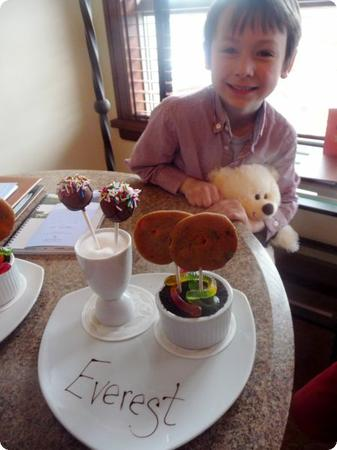 Kids Welcome Gift at the Four Seasons Whistler