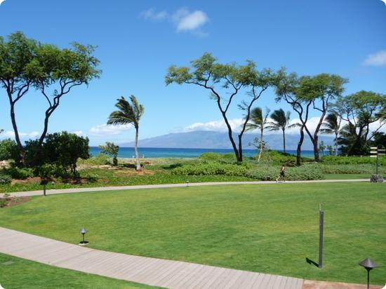 Lawns at Honua Kai Maui