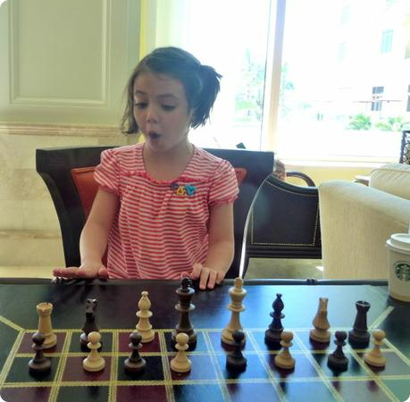 Darya's crazy mixed up chess game