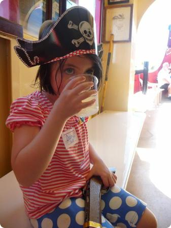 Being a pirate is thirsty work