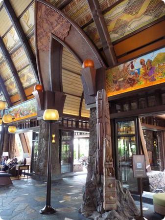Aulani entrance