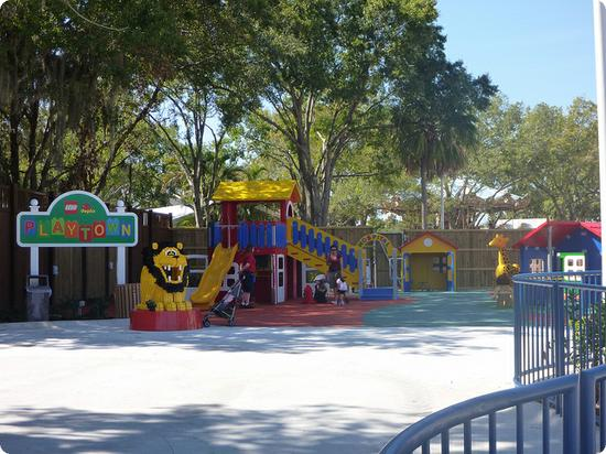 DUPLO playground at LEGOLAND Florida