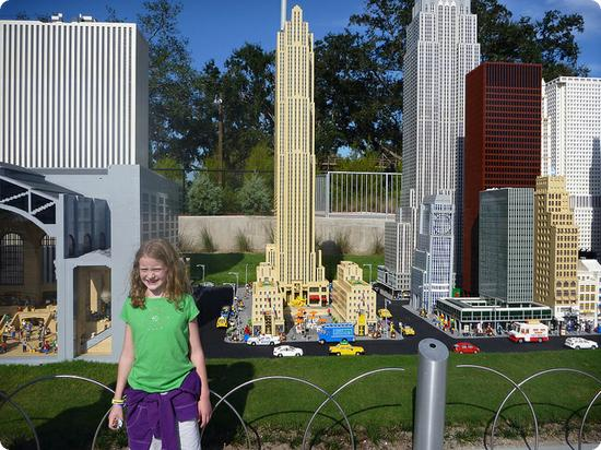 Lego New York City at LEGOLAND Florida