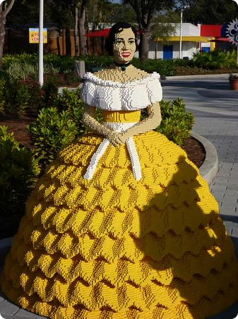 LEGOLAND Florida has maintained its historic plantation feel