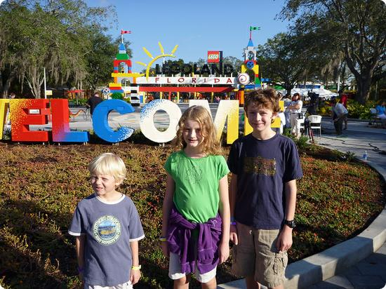 Welcome to LEGOLAND Florida