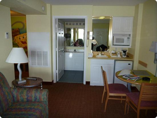 Orlando With Kids Nickelodeon Suites Resort Hotel Review