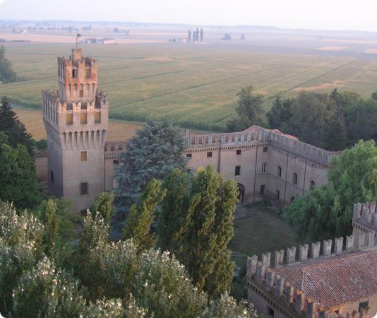 Castello di Galeazza, Italy