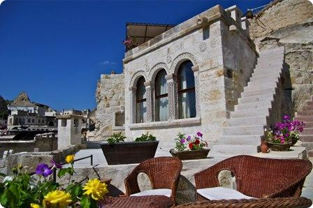 Aydinli Cave Hotel, Cappadocia, Goreme, Turkey