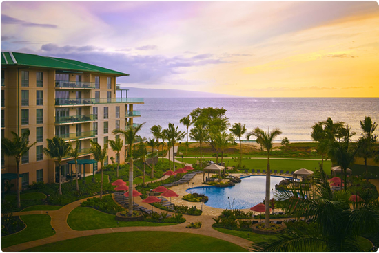 Honua Kai Resort in Maui, Hawaii