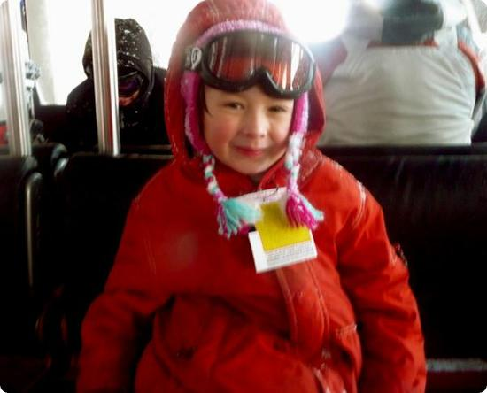 Everest rides Whistler's Peak to Peak Gondola