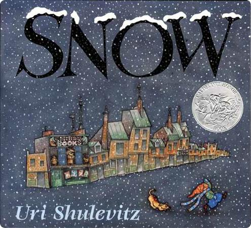 Snow by Uri Shulevitz