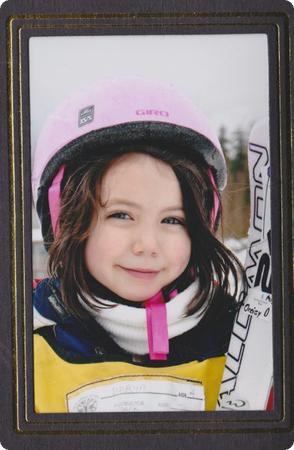 "Darya's ""Official"" Whistler Ski School photo from 2011"
