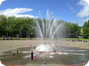 International Fountain at Seattle Center
