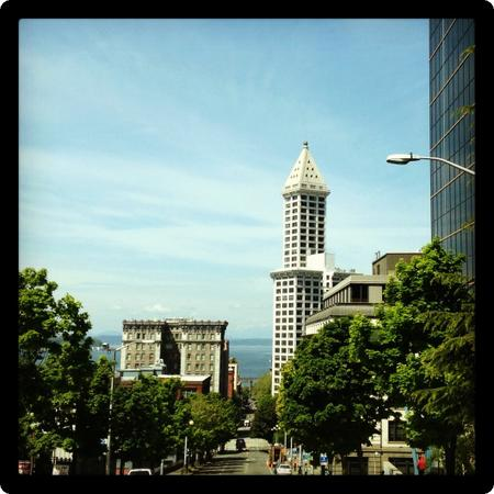 Seattle's Smith Tower was once the tallest building on the West Coast