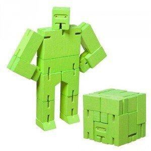 This Micro CubeBot comes in a variety of colors and travels well