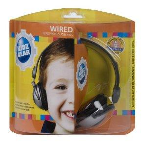 Kidz Gear Wired Headphones are a Travel Friendly Gift