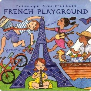 This French Music CD for kids is among my favorites