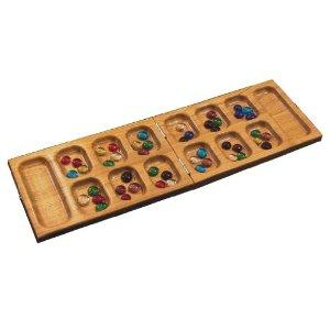 Travel Mancala is a fun gift for kids