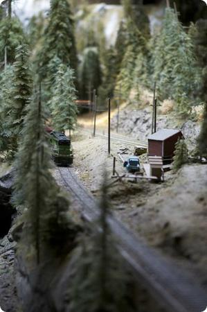 Model Trains in Vancouver, BC