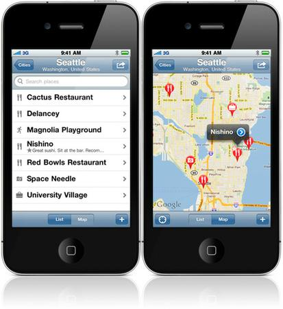 TripDoc iPhone app organizes your travels and stops you from getting lost
